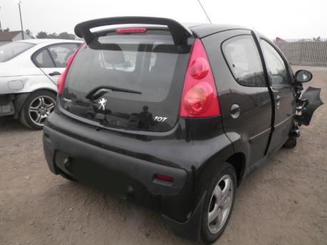 Peugeot 107 Breaking - Buy Cheap Parts Online