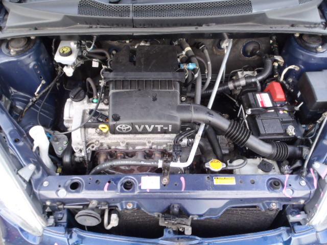 Toyota Echo 2005 Engine Images