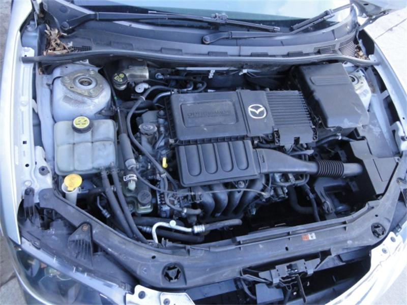 Difference Between Mazda 3 And 6 >> Mazda 3 BK 2004 - 2018 1.6 - 1598cc 16v Z6 Petrol Engine