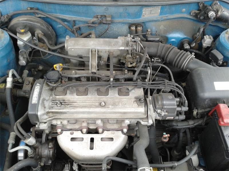 Toyota 4e Fe Engine